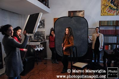shooting book fotografico