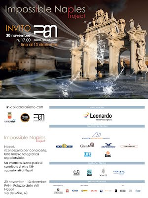 Invito Impossible Naples Project