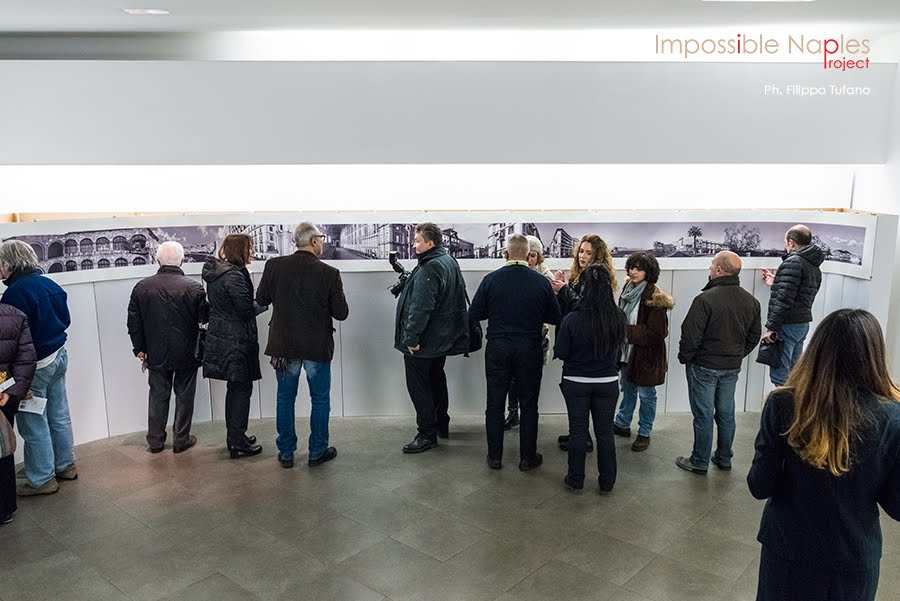 Impossible Naples Project vernissage
