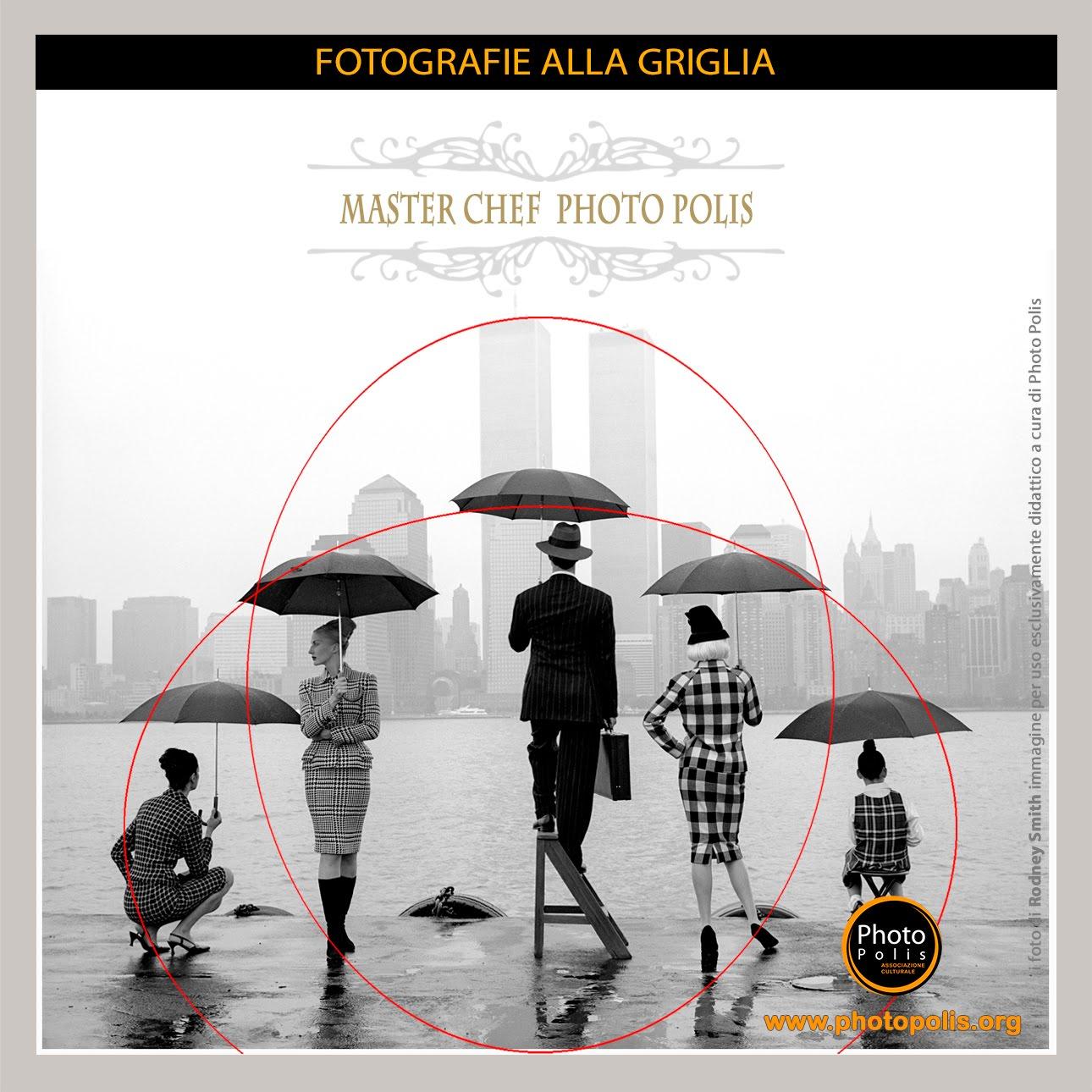 Fotografie alla griglia - Master Chef Photo Polis
