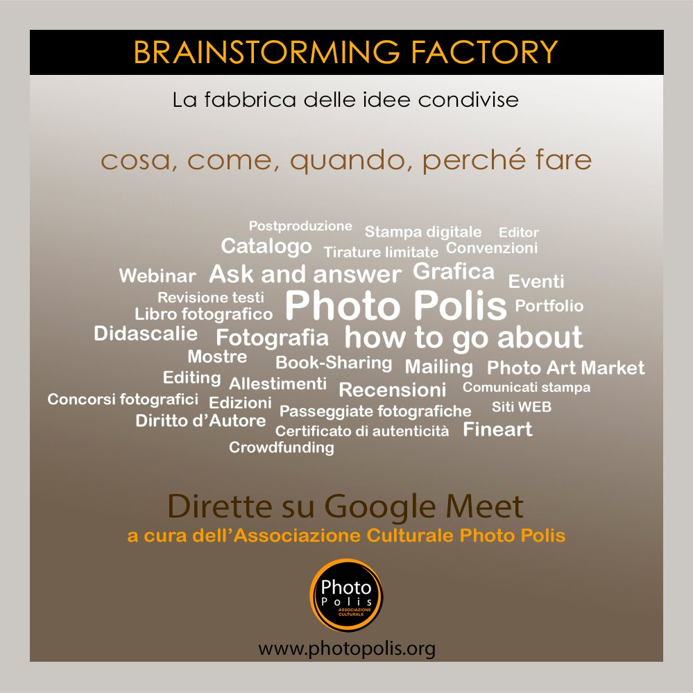 Brainstorming Factory by Photo Polis